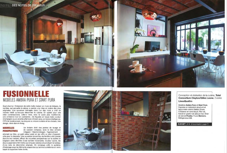 cuisine et bains lineaquattro total consortium clayton. Black Bedroom Furniture Sets. Home Design Ideas