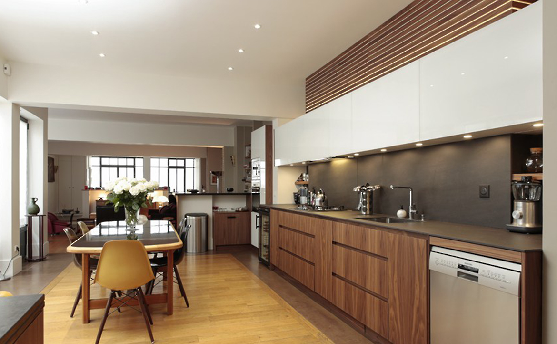 r alisation la cuisine fran aise total consortium clayton. Black Bedroom Furniture Sets. Home Design Ideas